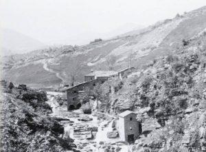 La diga del Brasimone